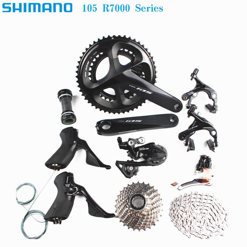 a37b020f312 SHIMANO 105 R7000 road bike bicycle 11speed groupset upgrade for 5800