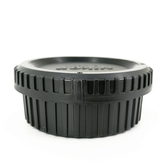 F Mount Rear Lens Cap Cover + Camera Front Body Cap for Nikon F DSLR and AI Lens Replace BF-1B & LF-4