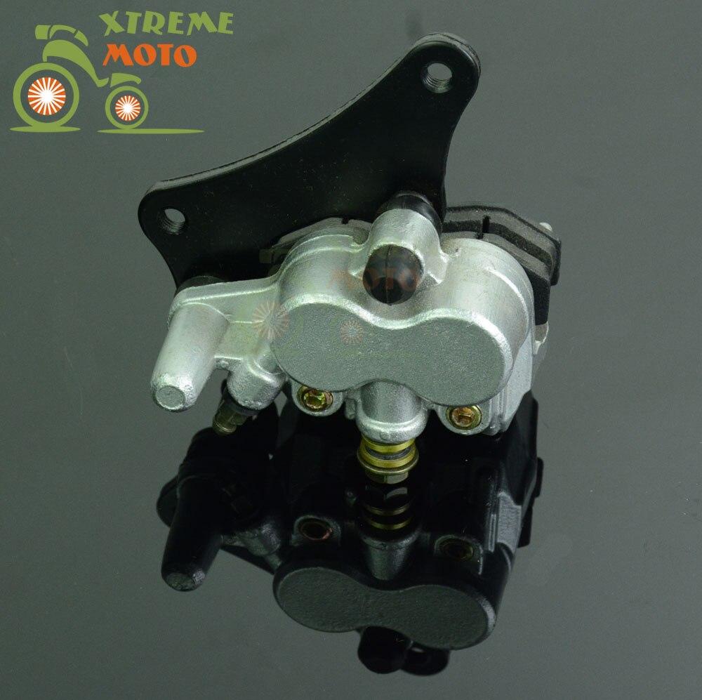 Мотоцикл Новый Алюминиевый передние тормозные диски суппорты для Rebel CMX250 1996-2011 CMX250C 2003-2011 CA250 1996-2011