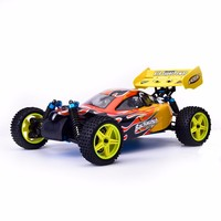 HSP Rc Car 1/10 Off Road Buggy 94166 Backwash Nitro Gas Power Two Speed 4wd High Speed Remote Control Car