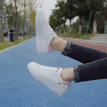 Sneakers Women Shoes Spring Autumn New Fashion Female Student Lace-Up Flats Woman Shallow Campus Style Ladies Casual Shoes White