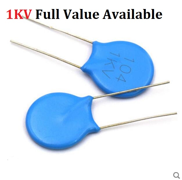 5PCS~20PCS 331K 10KV 330PF 10KV 331 High-Voltage ceramic capacitor