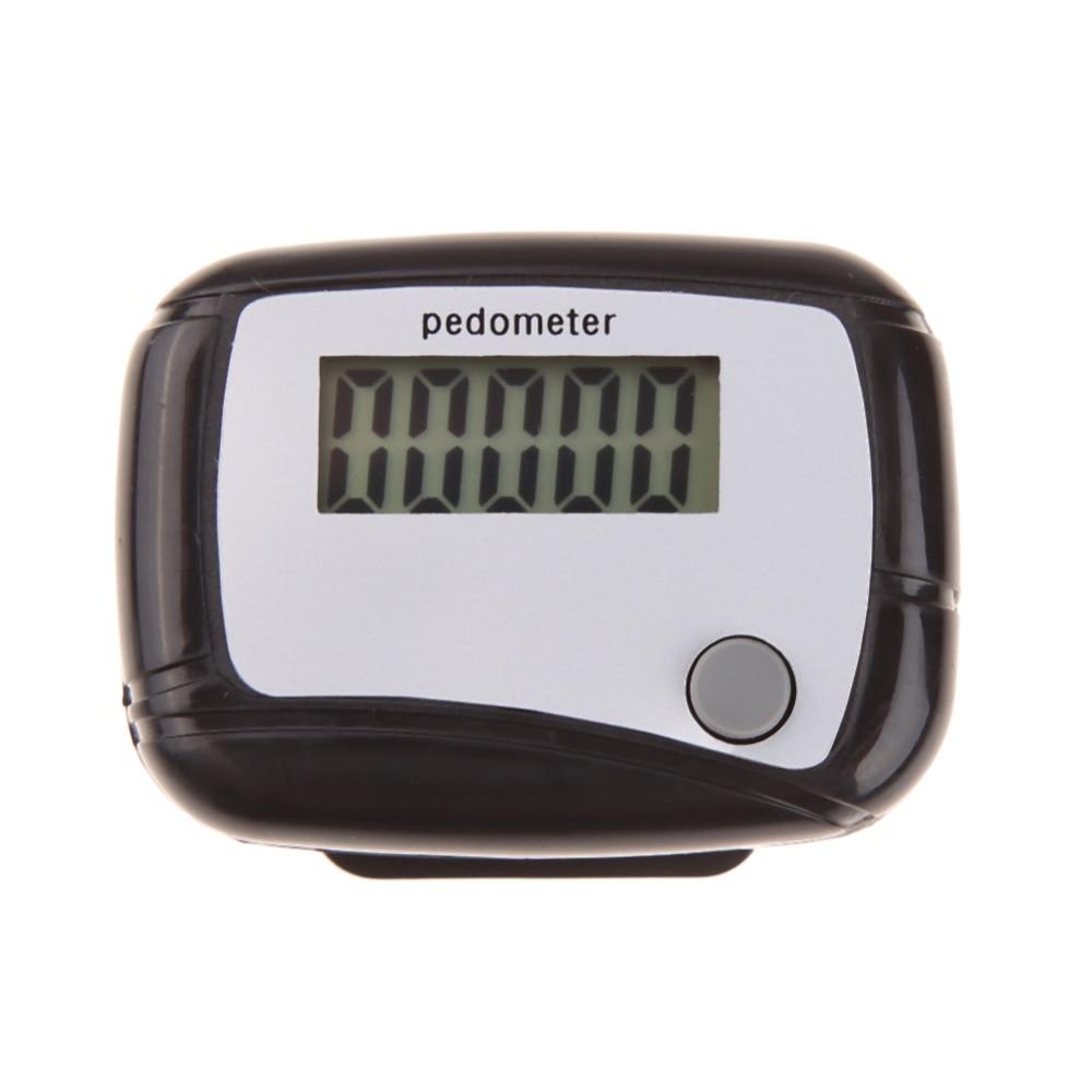 Digital LCD-skærm Walking Pedometer Outdoor Sports Distance Calorie - Fitness og bodybuilding - Foto 3