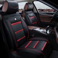 Сиденья автомобильных сидений чехлы для Kia Optima K5 Picanto Рио 3 Shuma Sorento Soul 2017 2013 2012 2011