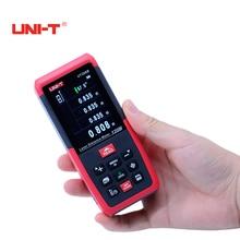 On sale Laser Distance Meter UNI-T UT396B 120M Laser Digital range finder  Measure Area/volume With Camera auxiliary/USB online function