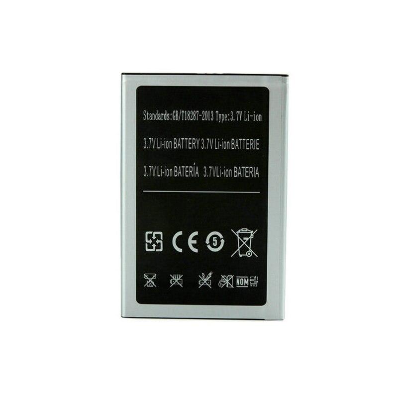 imágenes para Original 2800 mAh Batería de Repuesto Para Jiake M6 5.0 Pulgadas Del Teléfono Móvil de Iones de Litio Recargables Bateria En Stock + Tracking número