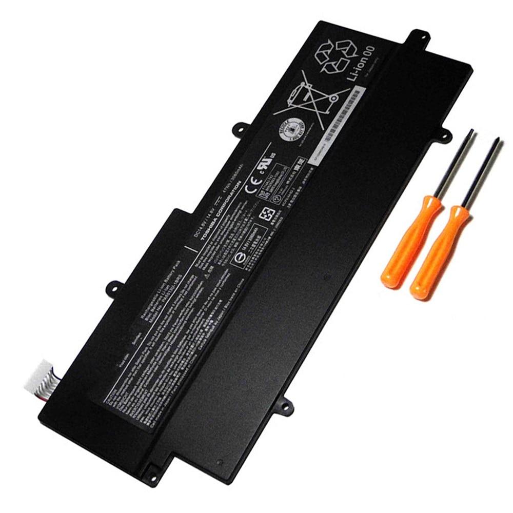 14.8 V 3060 mAh D'origine Nouveau PA5013U-1BRS PA5013U Batterie Pour Toshiba Portege Z835 z830 Z930 Z935 Ultrabook PA5013 Avec Des Outils Libres