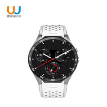 Smart watch Android 5.1 OS MTK6580 CPU 1.39 inch Screen 2.0MP camera 3G WIFI GPS smartwatch