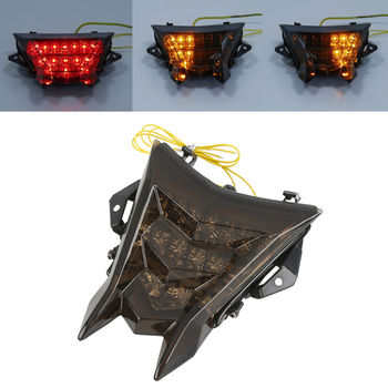 Smoke Lens LED Tail Light Turn Signal For BMW S1000R 14-16 S1000RR HP4 10-16 15 Motorcycle