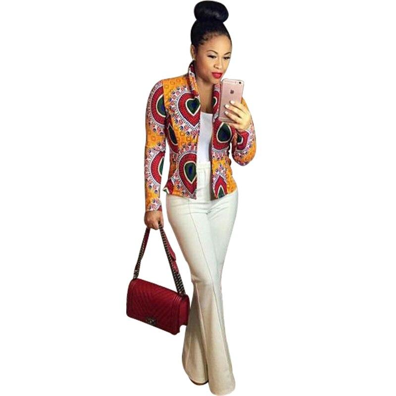 African Women Fashion: Africa Clothing Women Fashion African Ankara Batik Jacket