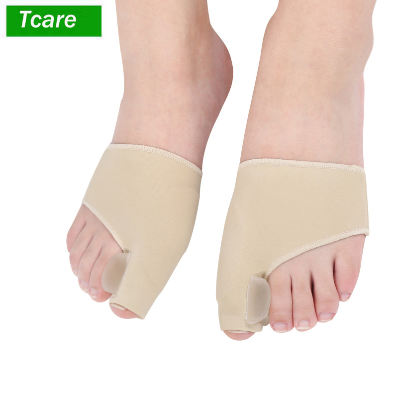 1Pair Bunion Corrector Pads Kit With Bunion Relief Socks Toe Separators Spacers Straighteners Splint Bunion Pain Hallux Valgus