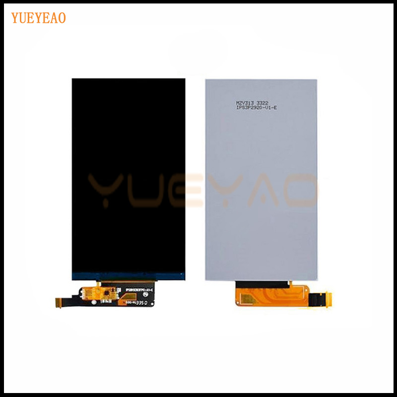 YUEYAO For Sony For Xperia C Dual S39H S39 C2304 C2305 LCD Display Matrix Screen Inner LCD Screen Panel Lens For Sony S39H C2305