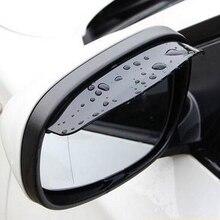 2 шт. автомобильный дождевик для Volkswagen VW Polo Passat B5 B6 CC GOLF 4 5 6 Touran Tiguan Bora peugeot 307 206 308 407 аксессуары