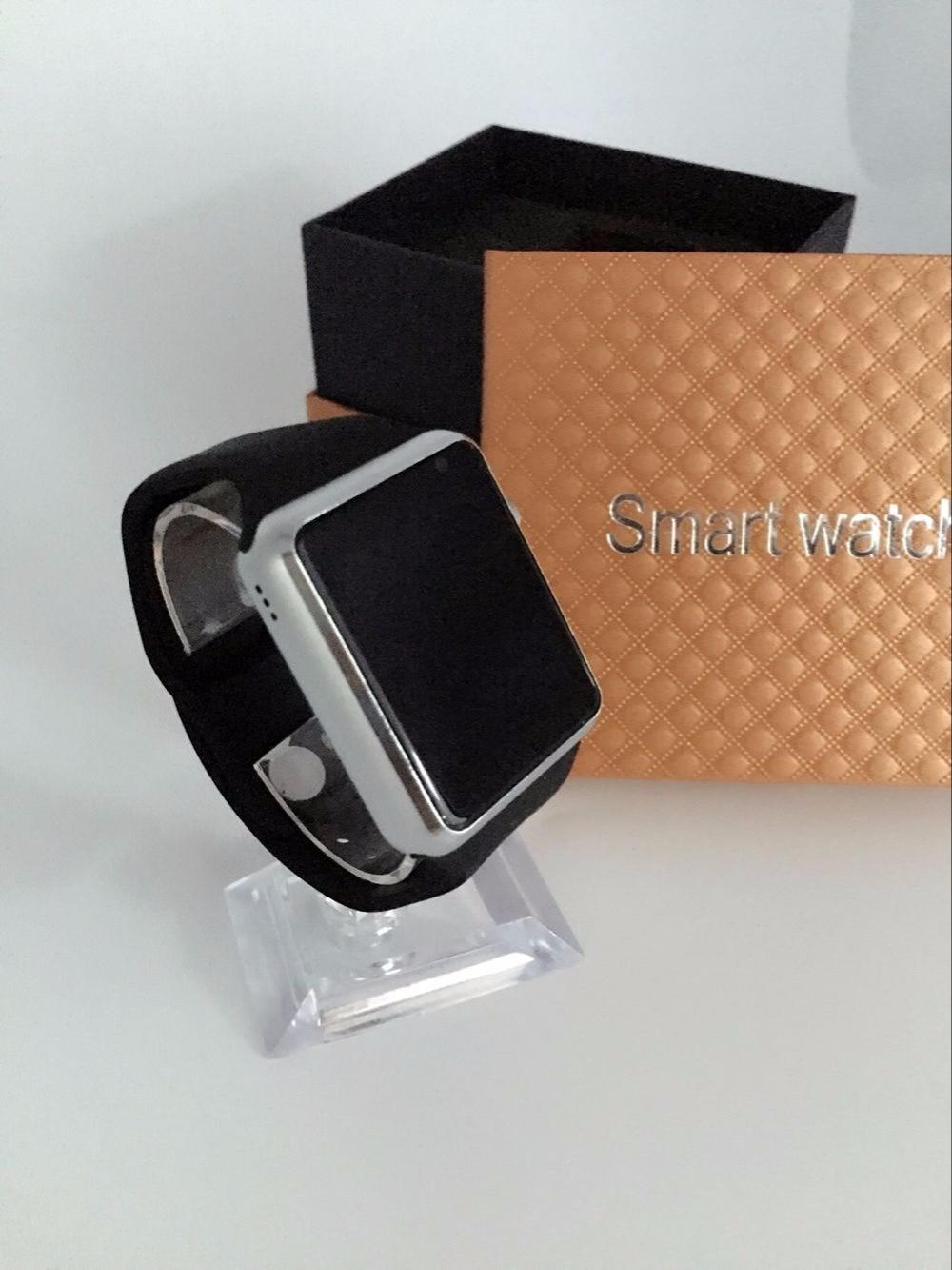 Watch Phone Bluetooth Smart Watch Camera Watch Wristwatch with Camera SIM Card