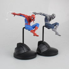 Spiderman Series Spider Man Toys PVC Action Figure Collectible Model Toy 15cm Kids Gifts