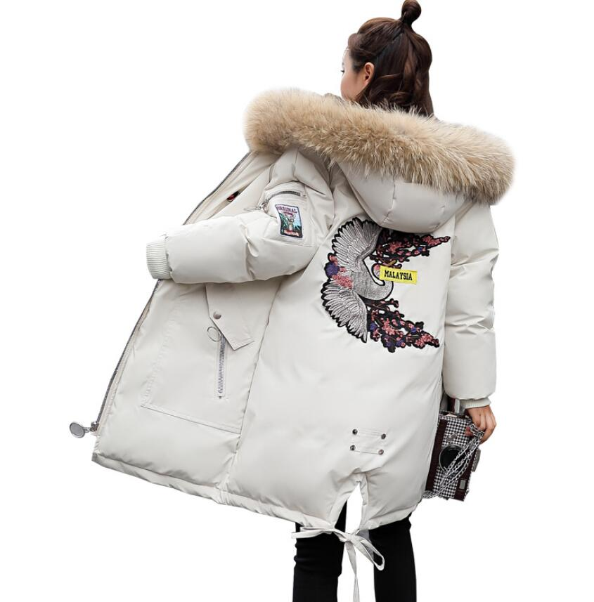 winter fashion Maternity fur collar down jacket maternity long thick warm outerwear pregnant woman coat pregnancy clothing parkawinter fashion Maternity fur collar down jacket maternity long thick warm outerwear pregnant woman coat pregnancy clothing parka