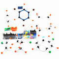 Atomic Model Toys Organic Chemistry Molecular Structure Model 9mm DLS-9268 kits for children kids