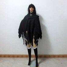 Fate/Apocrypha Assassin of Black Jack the Ripper для рождественской вечеринки, костюм для Хэллоуина, костюм для косплея любого размера