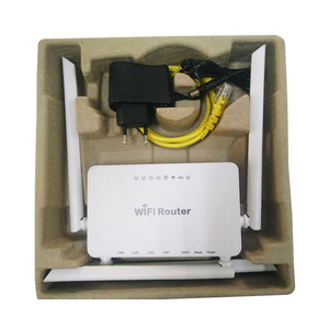 Image 5 - WE1626 Wireless WiFi Router For Usb Modem 300Mbps Openwrt System,Strongth Signal With 4 Aatennas Wifi Router with white color
