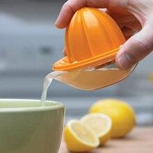 Ручная Соковыжималка многофункциональная ручная соковыжиматель для лимона двойная утолщенная соковыжималка оранжевый сок кухонный инструмент