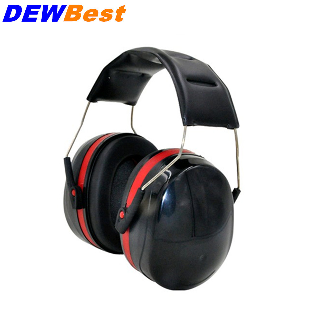 Best Hearing Protection >> Us 11 31 50 Off Dewbest Ear Muff Hearing Protection For Safety Working Earmuffs Safety Earmuff Ce Approved In Ear Protector From Security