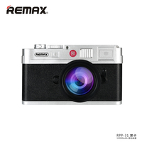 Remax Portable Mobile 10000mah Camara Power Bank External Battery Pack Phone Battery General 10000mAh Charging Treasure