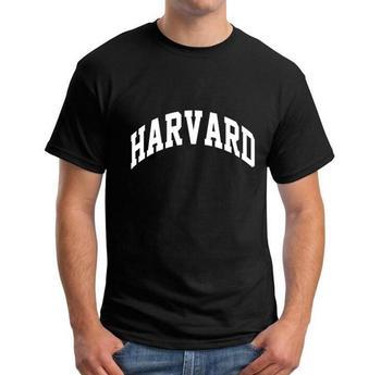 T-shirts Mode Nouveau Harvard Université