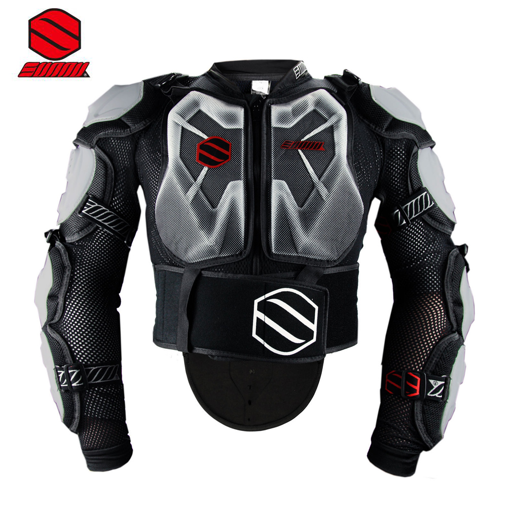 Sunny Motorcycle Racing Armor Motorsport Jacket Protection Motorbike Drop Resistance Full Body Motocross Off road Jackets