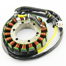 Motorcycle Ignition Magneto Stator Coil for HONDA XRV750L RD04 Africa Twin 31120-MV1-004 Engine Generator