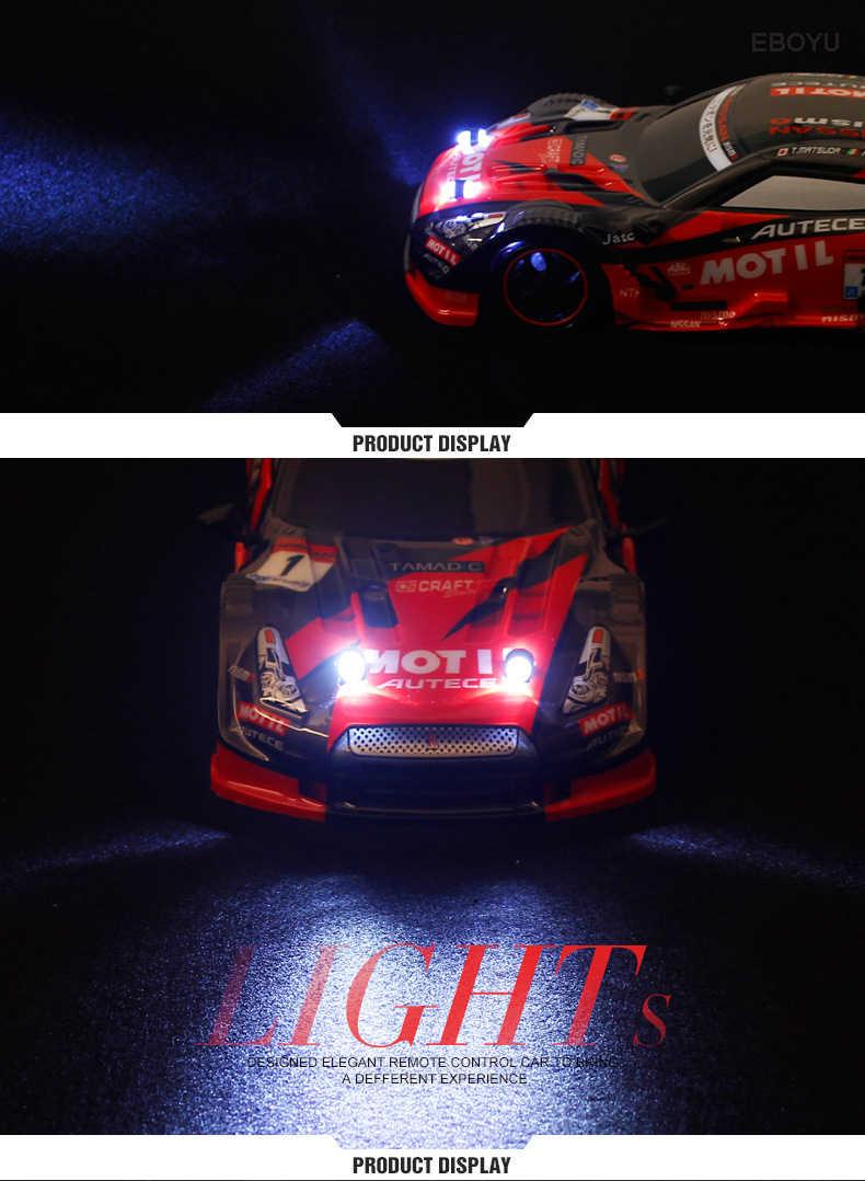9ab585c1637 ... EBOYU RC18 RC Car Super GT RC Sport Racing Drift Car 1 16 Remote Control