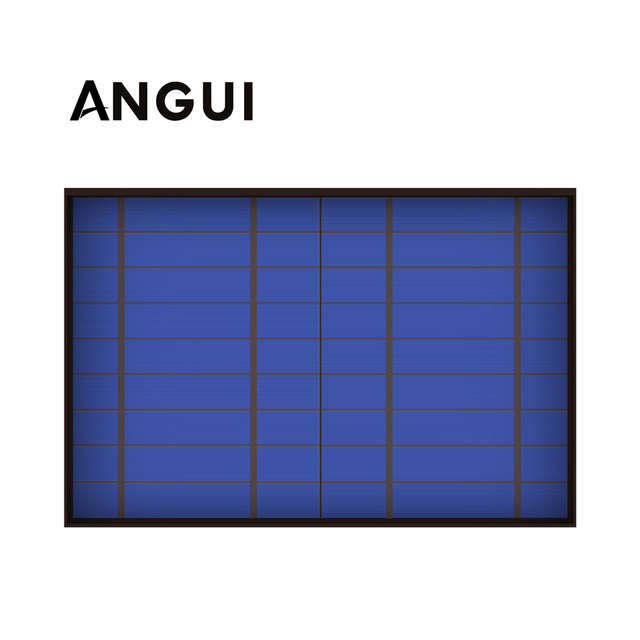 9 فولت 1120mA 10 واط 10 واط لوحة طاقة شمسية القياسية الايبوكسي الكريستالات السيليكون لتقوم بها بنفسك بطارية الطاقة تهمة وحدة صغيرة الخلايا الشمسية لعبة