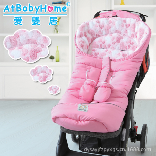 2018 Baby Sleeping Bag Winter Envelope For Warm Newborns Waterproof Windbreak Kids Sleep Sack In The Carriage Wheelchairs baby sleeping bag winter envelope for newborns sleep thermal sack cotton kids sleep sack in the carriage wheelchairs