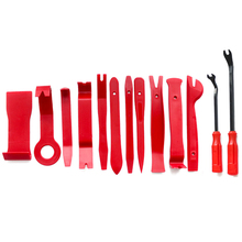 13pcs Pry Disassembly Tool Set Auto Car Audio Dash Tirm Panel Installer Dashboard Removal Opening Repair Tools Kit Clip Set