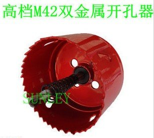 цена на 60MM M42 Bi-Metal Hole Saw White
