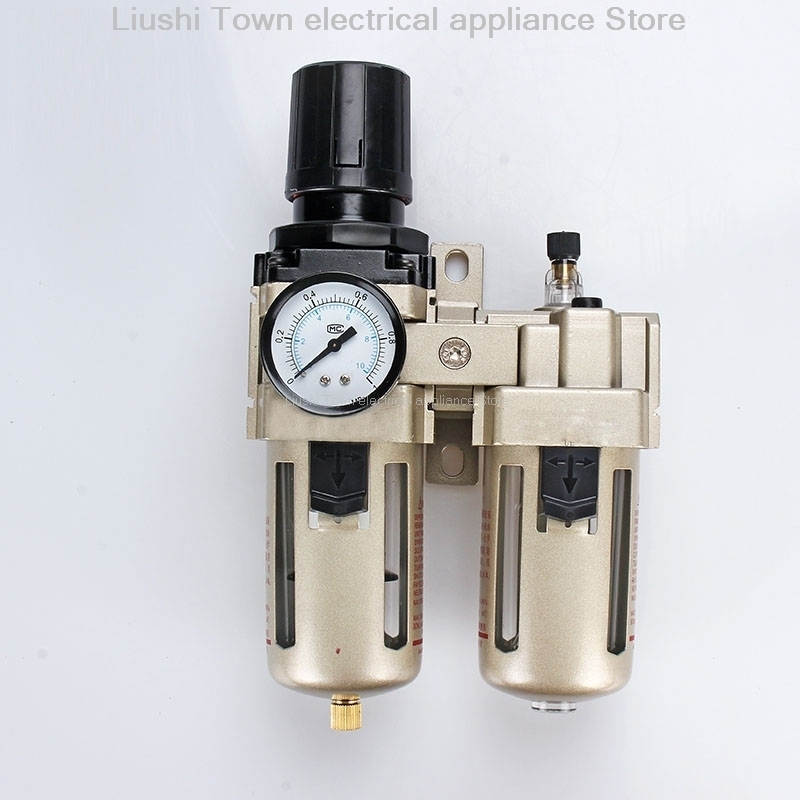 AC4010-06D G3/4 SMC Automatic Drain type air filter  pneumatic components gas source processor two joint oil-water separatorAC4010-06D G3/4 SMC Automatic Drain type air filter  pneumatic components gas source processor two joint oil-water separator