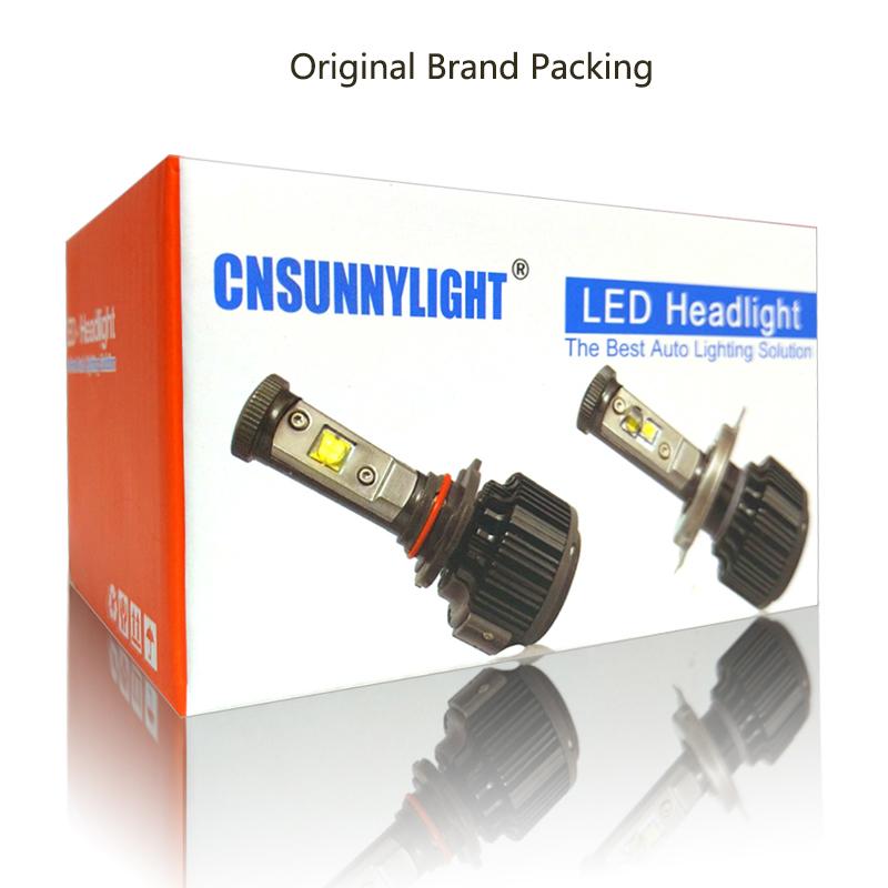 V16 LED headlight