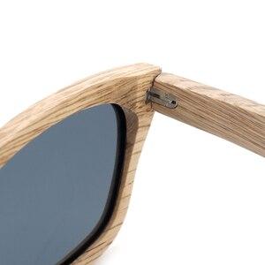 Image 5 - بوبو الطيور النظارات الشمسية النساء الرجال 2020 اليدوية الطبيعة خشبية نظارات إطار الاستقطاب النظارات الإبداعية صندوق هدية خشبي Oculos دي سول