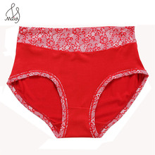 3Pcs/Pack Panties In Womens Briefs Soft Cotton Panty High-rise Underwear Female Breathable Ladies Underpants big size L- XL-2XL
