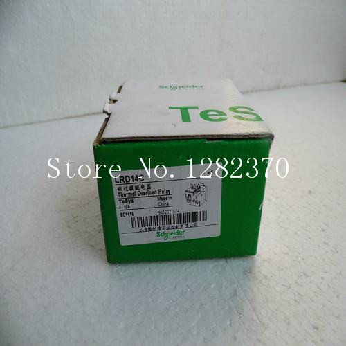 [SA] New original authentic special sales - thermal overload relay spot LRD14C --5PCS/LOT [sa] new original authentic special sales keyence power supply ms e07 spot