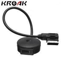 KROAK AMI MMI MDI Draadloze Bluetooth Adapter USB Stick MP3 voor Audi A3 A4 A5 A6 Q5 Q7