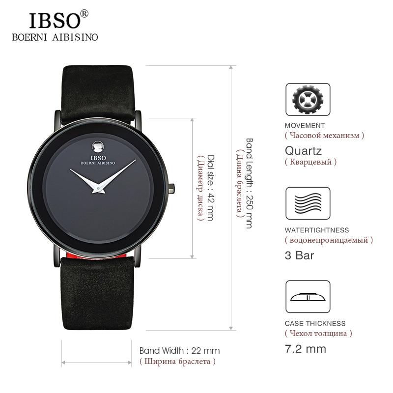 IBSO - メンズ腕時計 - 写真 6