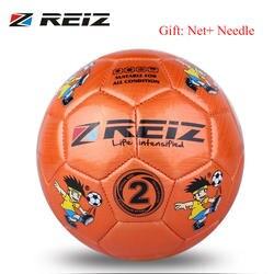 Reiz 14 см Окружность детский сад детей Футбол Training шары анти-скольжения обучение Футбол мяч дропшиппинг
