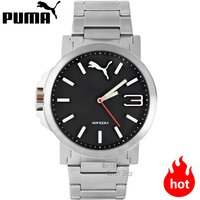 PUMA WATCH Unlimited Series Of Quartz Steel Strip Male Watch PU103461003