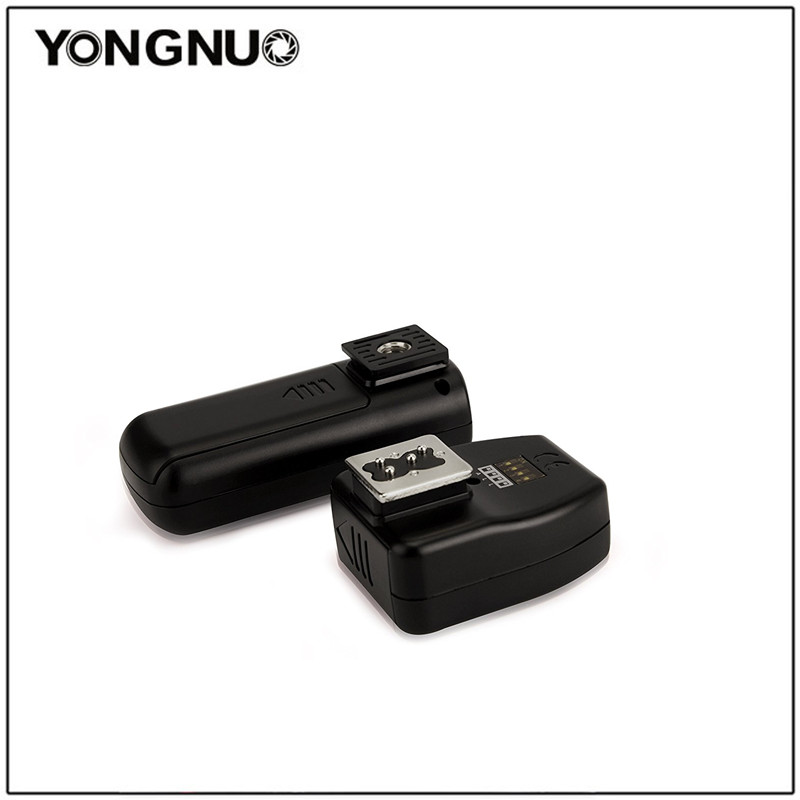 YONGNUO RF 602 RF602 2 4GHz Wireless Remote Flash Trigger for CANON 70D 60D 50D 300D 500D 580EX II 580EX 540EZ 520EZ 430EZ 420EZ in Shutter Release from Consumer Electronics