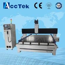 AKS2030 good quality cnc stone engraving machine