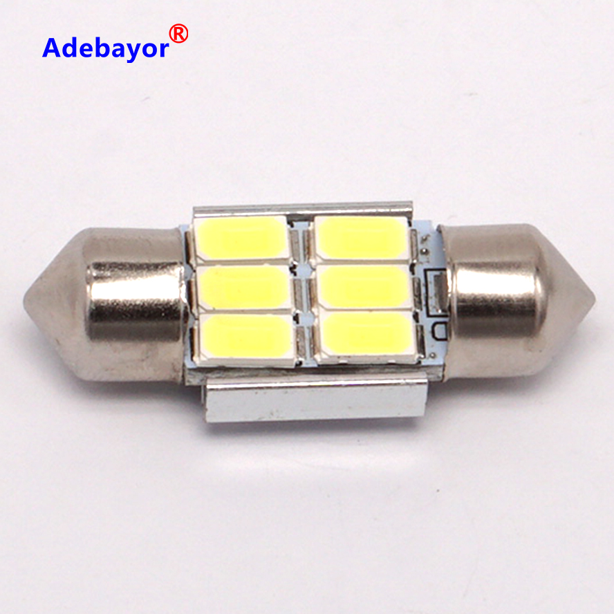 10 Ps Lote Canbus Nenhum Erro Festoon Dome Luz 6 Smd 5630 5730 Led Lamp Light Circuit Board121012smd China 1 X 44 Mm Gancho Lao Rgida 1210 12 3528 Interior Lmpadas Auto Car Placa De Teto Do Carrousd 168 Piece