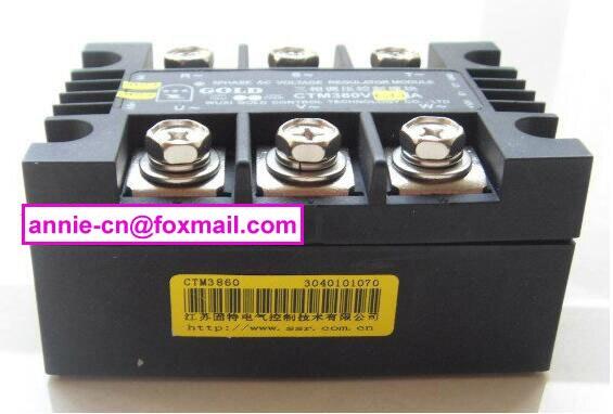 New and original CTM380V150A GOLD  3-PHASE AC VOLTAGE REGULATOR MODULE  150A