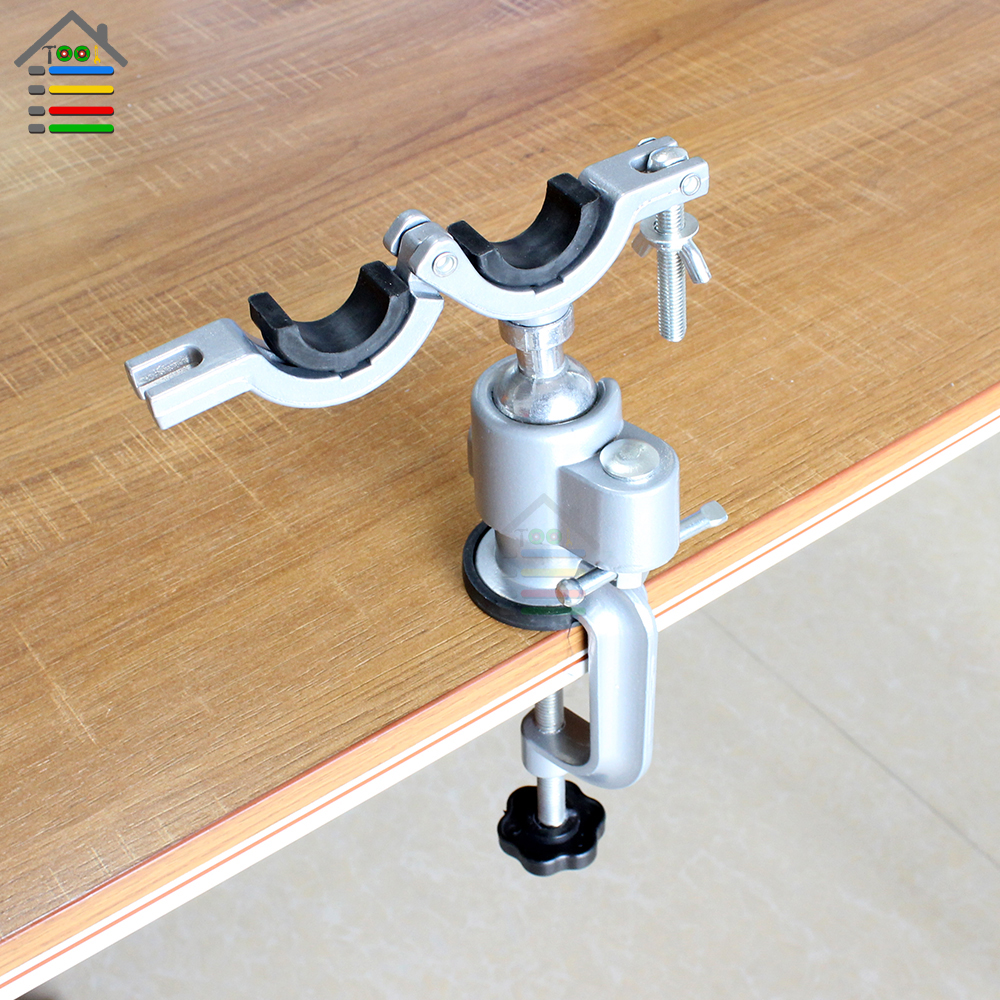 Autotoolhome Clamp On Bench Vises Holder Fit Mini Electric
