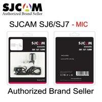 100 Original SJCAM Camera Accessory External Mic Microphone For SJCAM SJ6 Legend SJ7 Star SJ360 Sports