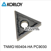 TNMG160404 HA PC9030 50PCS